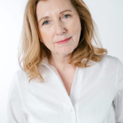 Mary Gordon - portrait photo