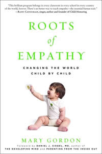 Roots of Empathy book cover